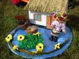 Выставка  работ детских дошкольных заведений