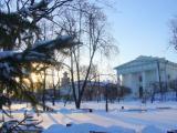 "Альбом Уманчанки ""Зимний город 2010"""