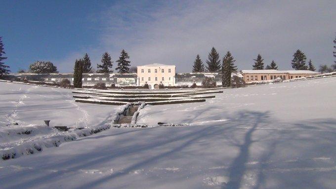 Зимняя Софиевка