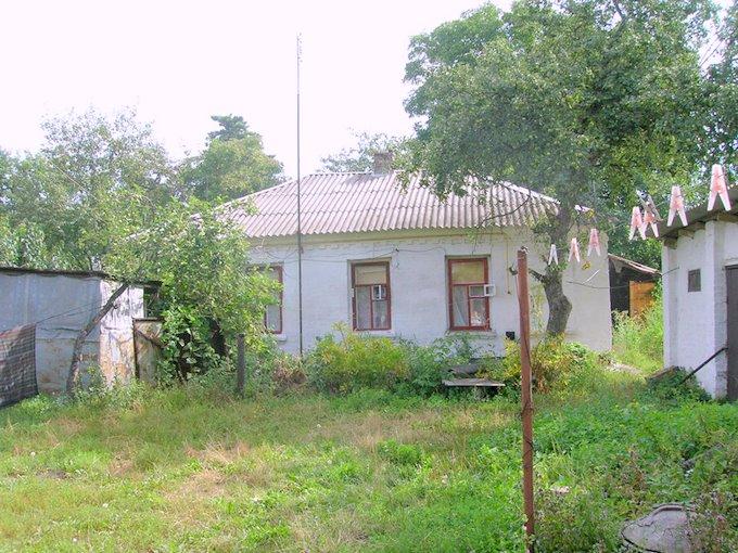 Дом Аллы Зили