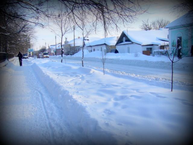 Зимние капризы