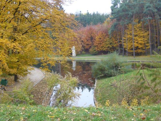 Осень в Грековой балке