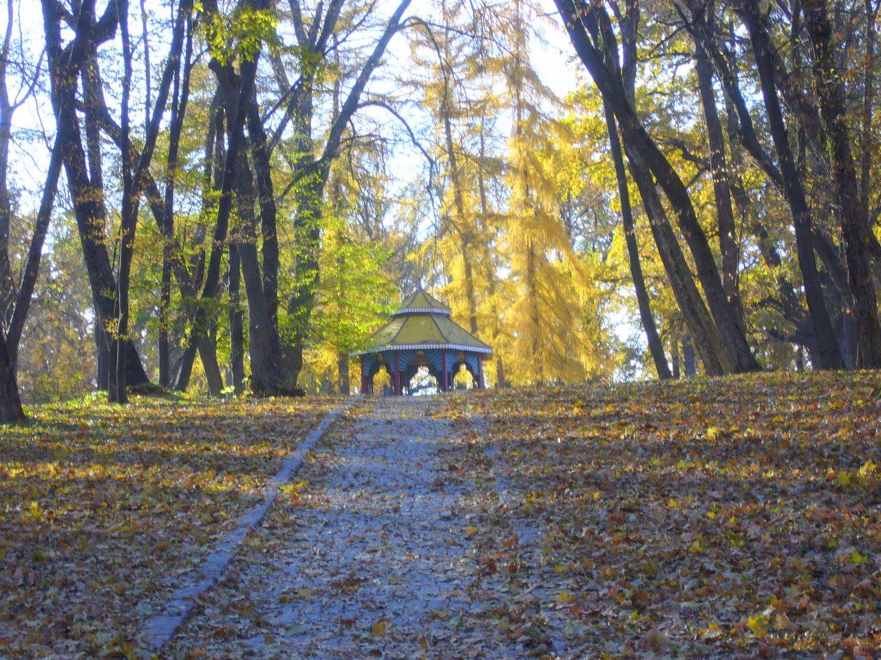 Дорога длиною в осень 4